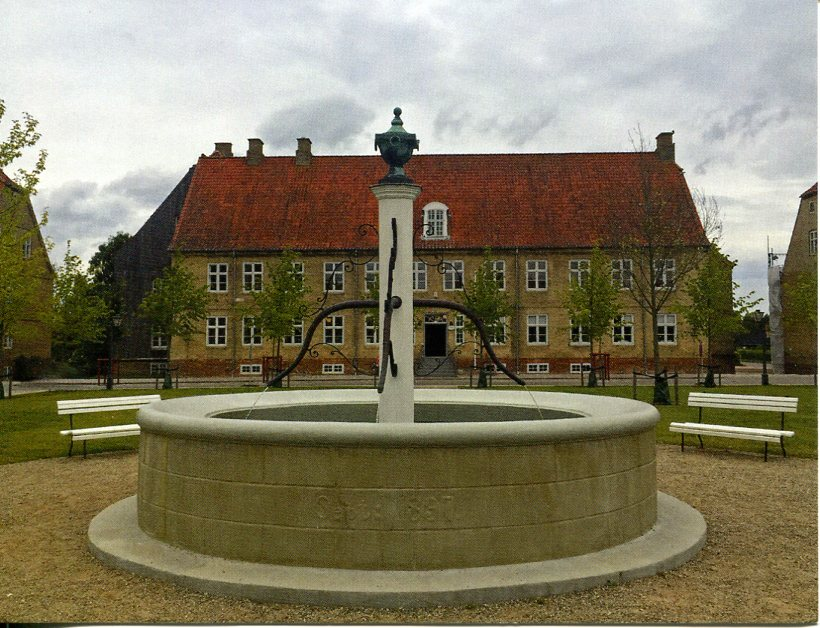 Denmark UNESCO - Christiansfeld a Moravian Church Settlement