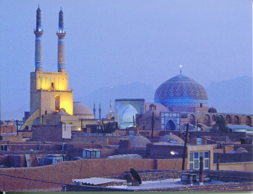 Iran UNESCO - Historic City of Yazd