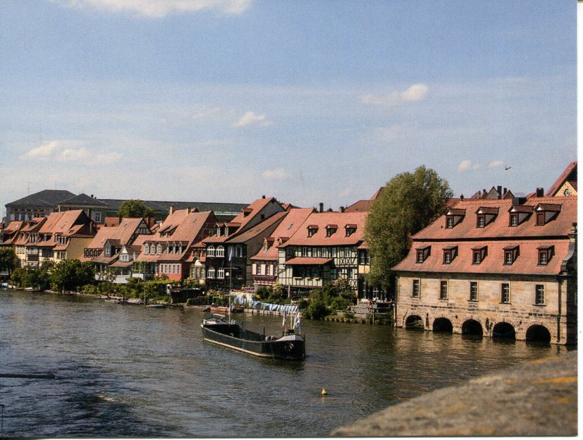 Germany UNESCO - Town of Bamberg