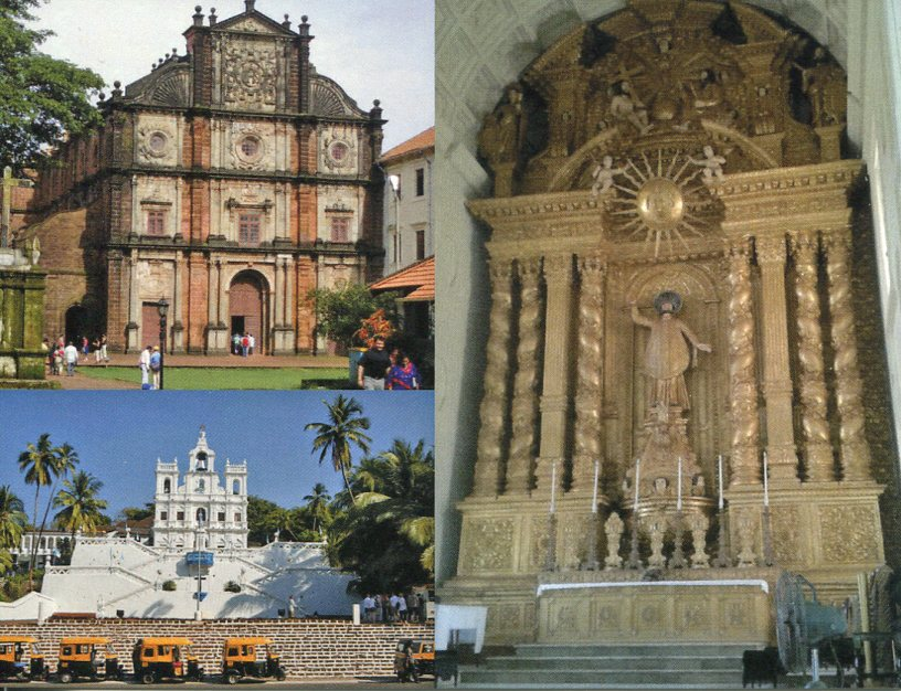 India UNESCO - Churhes and Convents of Goa