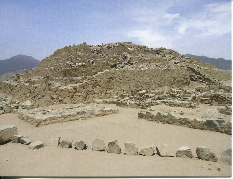 Peru UNESCO - Sacred City of Caral-Supe