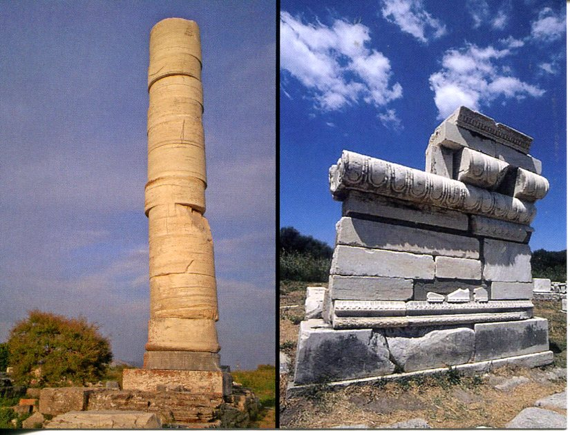 Greece UNESCO - Pythagoreion and Heraion of Samos