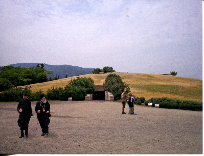 Greece UNESCO - Archaeological site of Aigai (modern Vergina)
