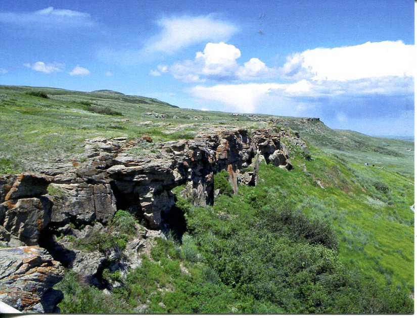 Canada UNESCO - Head-Smashed-In-Buffalo Jump