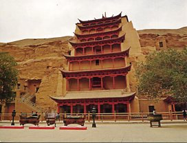 China UNESCO - Mogao Caves