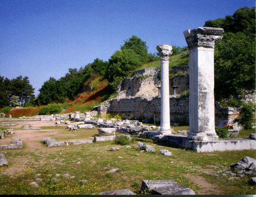 Greece UNESCO - Archaeological Site of Philippi
