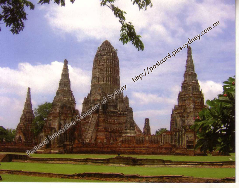 Thailand UNESCO - Historic City of Ayyatthaya