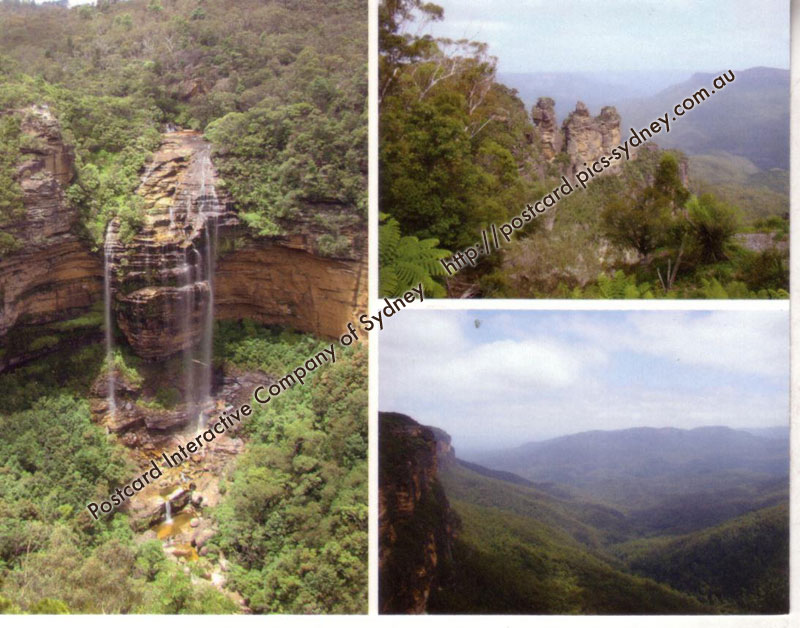NSW UNESCO - Blue Mountain Greater Region