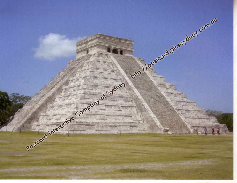 Mexico UNESCO - Pre-Hispanic City of Chichen-Itza