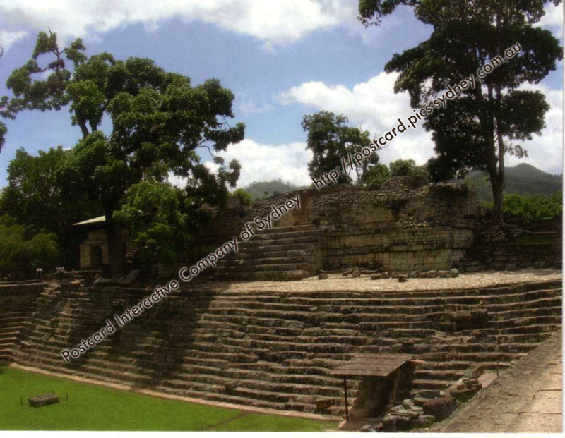 Honduras UNESCO - Mayan Site of Cop�n