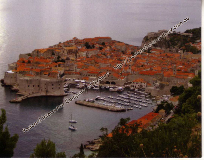 Croatia UNESCO - Old city of Dubrovnik