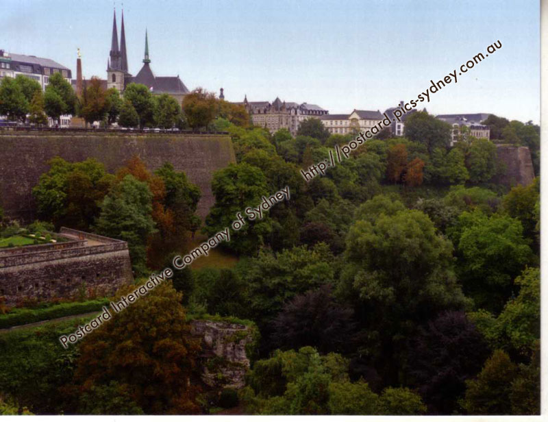 Luxembourg UNESCO - City of Luxembourg