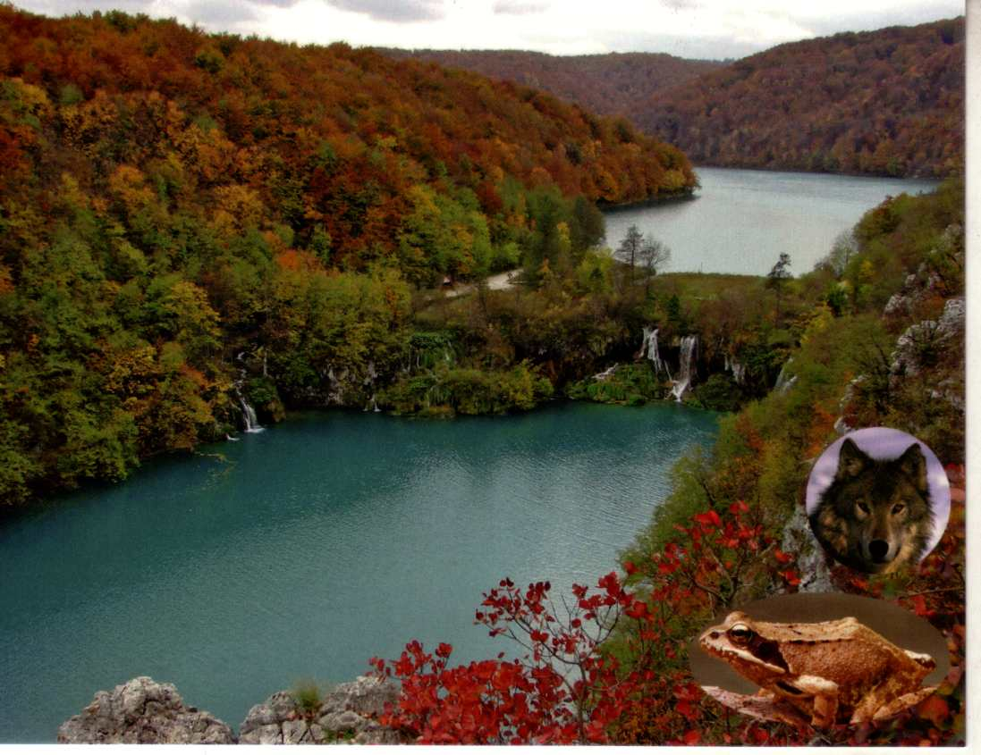 Croatia UNESCO - Plitvice Lakes National Park