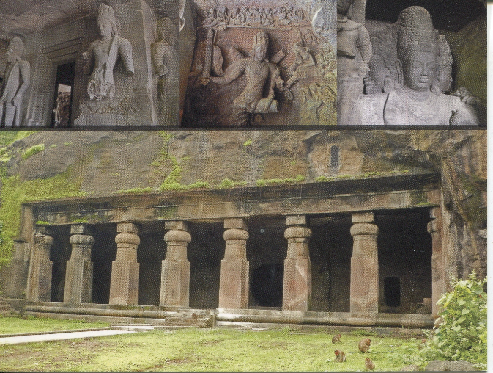 India UNESCO - Elephanta Caves