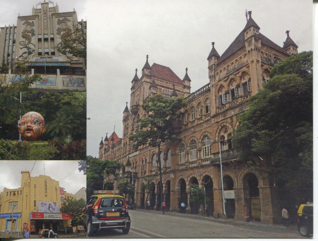 India UNESCO - Victorian Gothic and Art Deco Ensembles of Mumbai