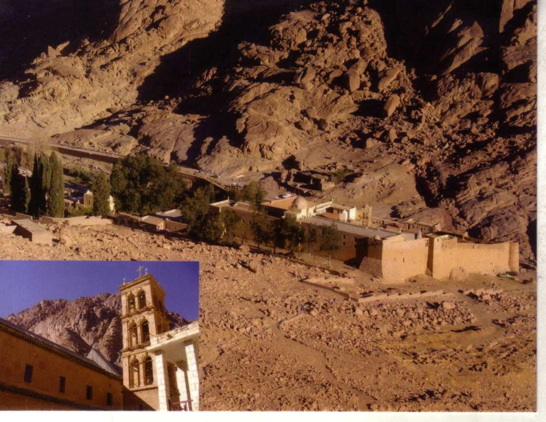 Egypt UNESCO - Saint Catherine Area