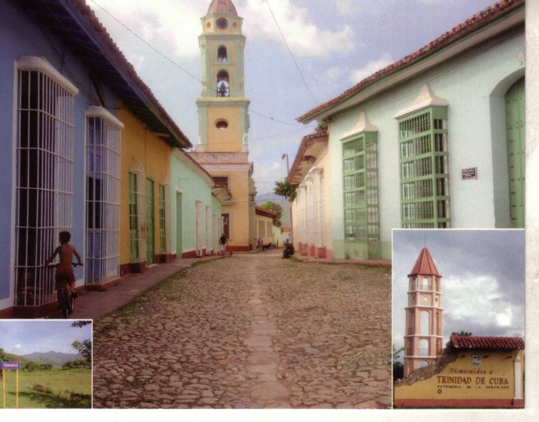 Cuba UNESCO - Trinidad and the Valley of los Ingenios