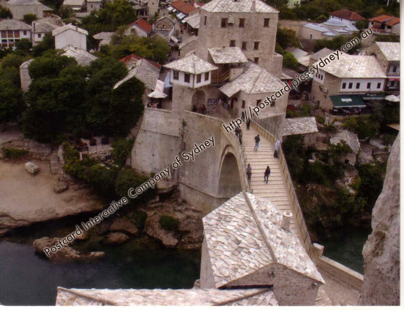 Bosnia Herzegovina UNESCO - Old Bridge City of Mostar