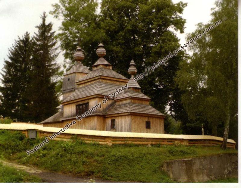 Slovakia Unesco Wooden Churches Of The Slovak Carpathian 100