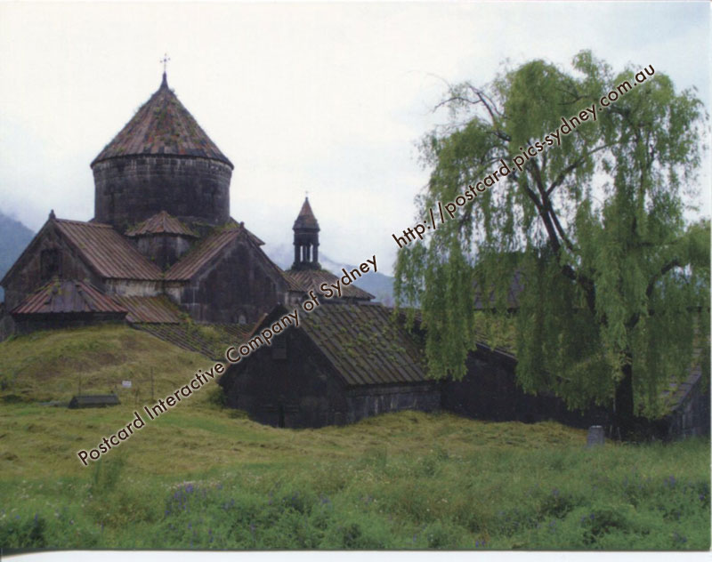 Armenia UNESCO - Monastery of Haghpat and Sanahin