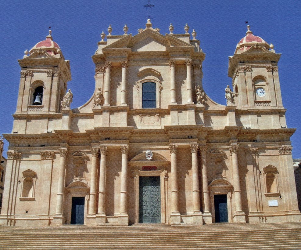 Italy UNESCO - Late Baroque Towns of the Val di Noto
