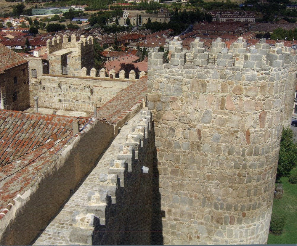 Spain UNESCO - Old Town of Avila with its Extra-Muros Churches