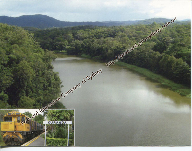 QLD UNESCO - Wet Tropics of Queensland