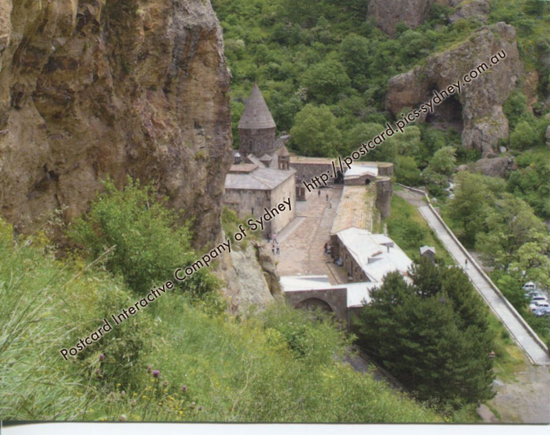 Armenia UNESCO - Monastery of Geghard and Azat Valley