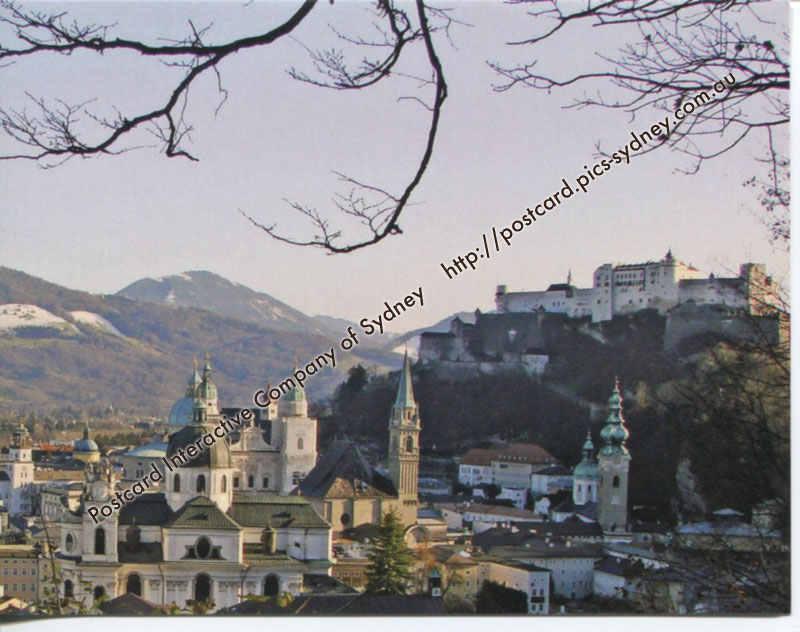 Austria UNESCO - Historic Centre of the City of Salzburg