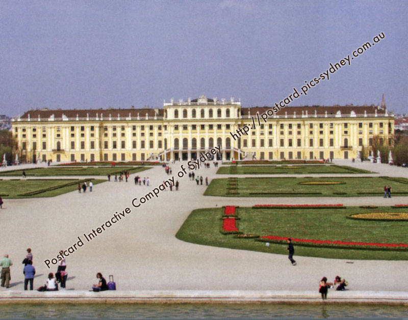 Austria UNESCO - Palace and Gardens of Sch�nbrunn