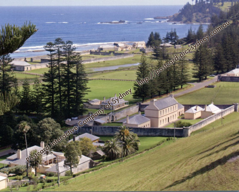 Norfolk Island UNESCO - Australian Convict Sites