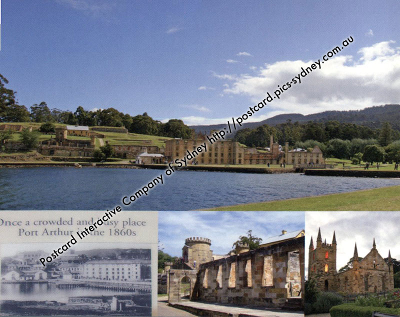 TAS UNESCO - Australian Convict Sites - Port Arthur