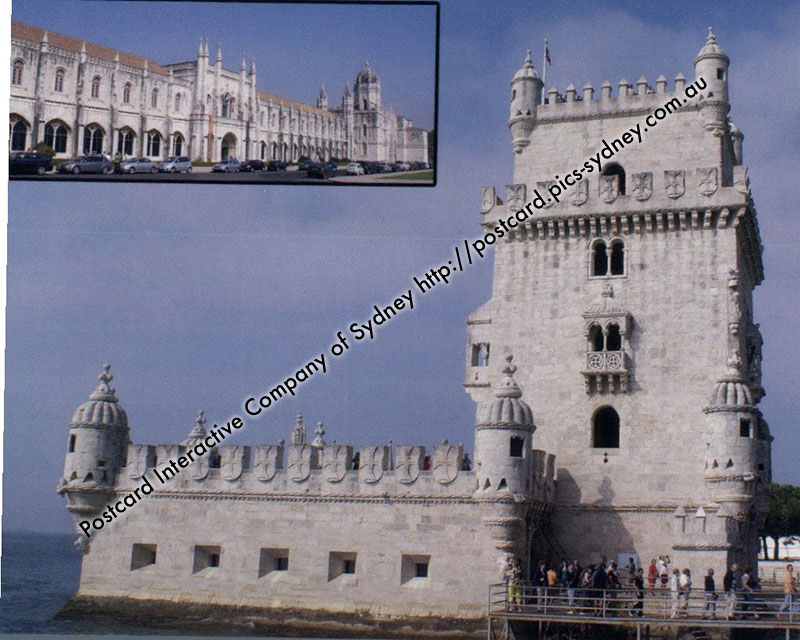 Portugal UNESCO - Monastery of the Hieronymites & Tower