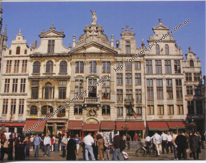 Belgium UNESCO - La Grand Place, Brussels