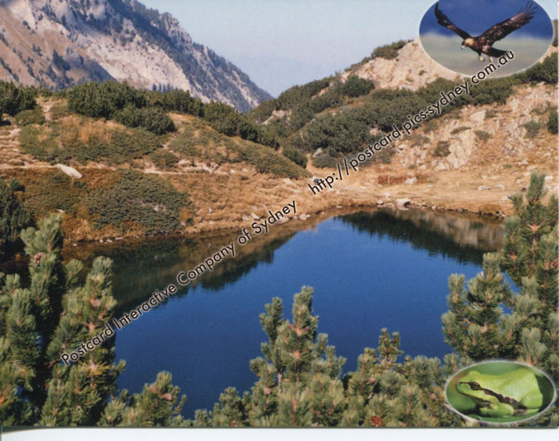 Bulgaria UNESCO - Pirin National Park