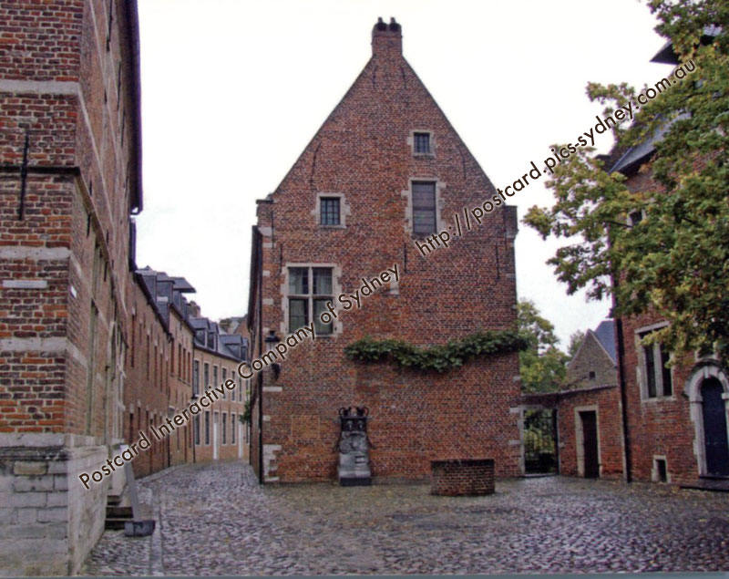 Belgium UNESCO - Flemish B�guinages