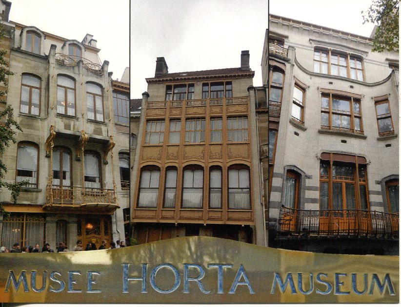 Belgium UNESCO - Major Town House of the Architect Victor Horta
