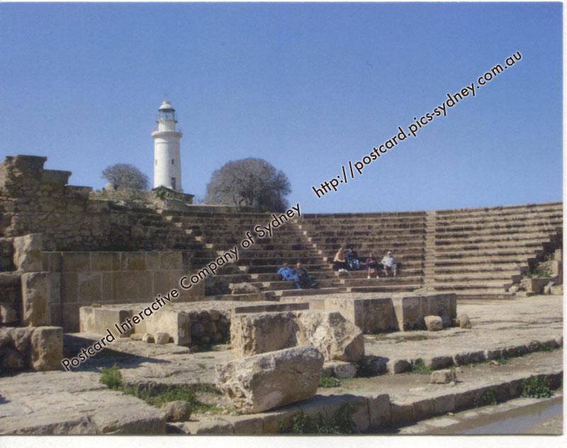 Cyprus UNESCO - Paphos (& Lighthouse)