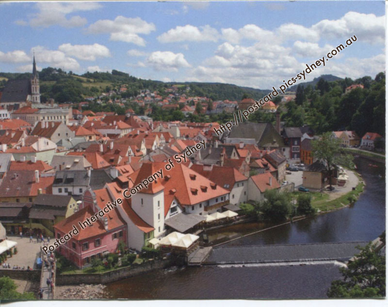 Czech Republic UNESCO - Historic Centre of Česk� Krumlov
