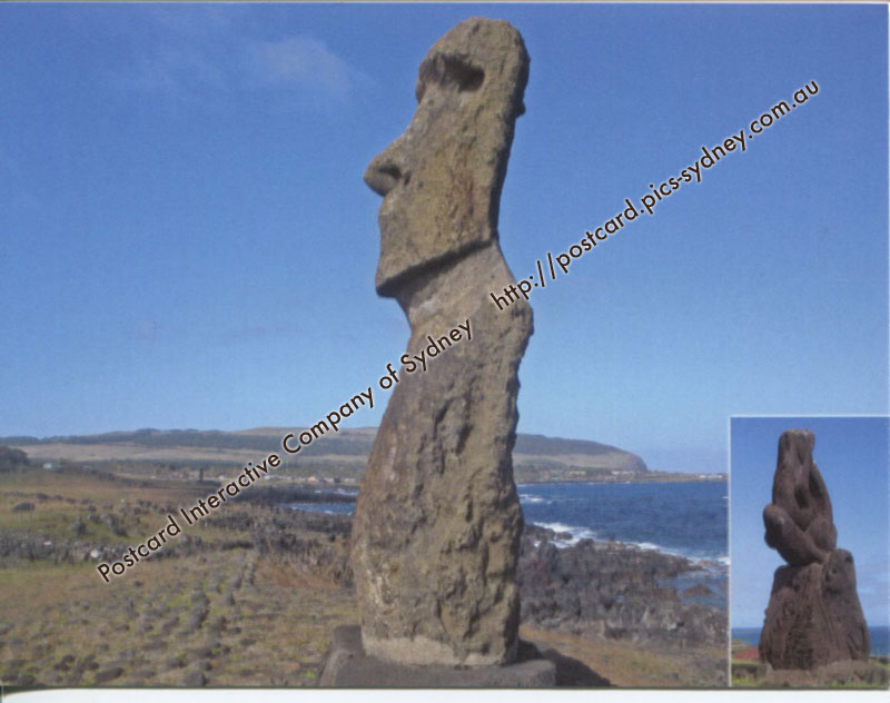 Chile UNESCO - Rapa Nui National Park (Easter Island)