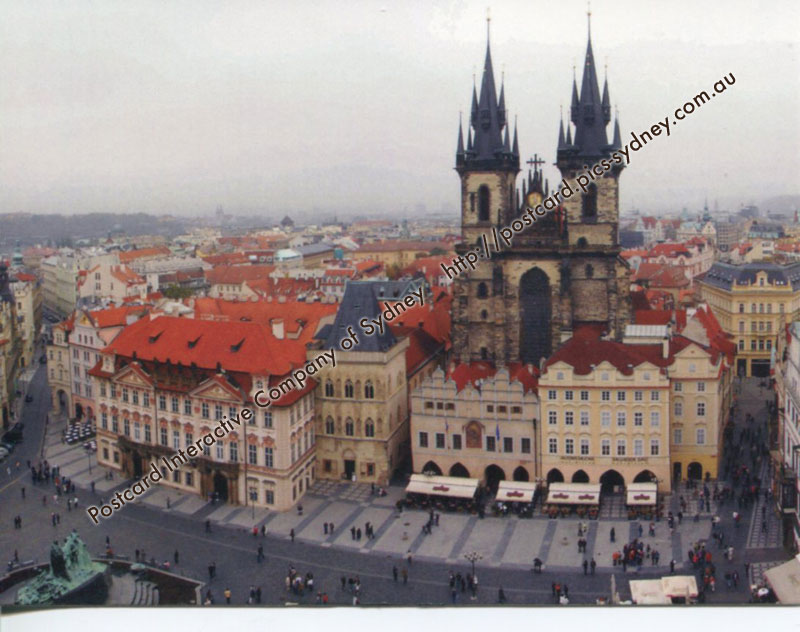 Czech Republic UNESCO - Historic Centre of Prague