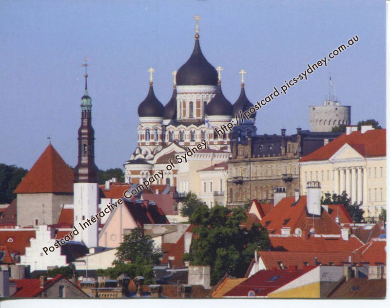 Estonia UNESCO - Historic Centre of Tallinn