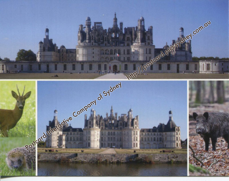 France UNESCO - Park & Castle of Chambord