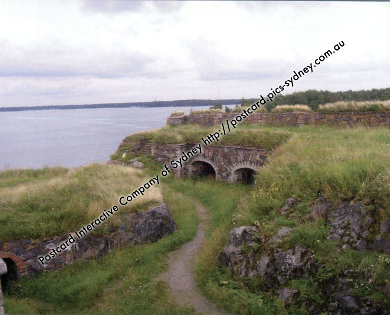 Finland UNESCO - Fortress of Suomenlinna