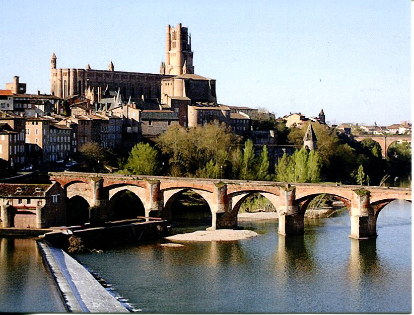 France UNESCO - Episcopal City of Albi