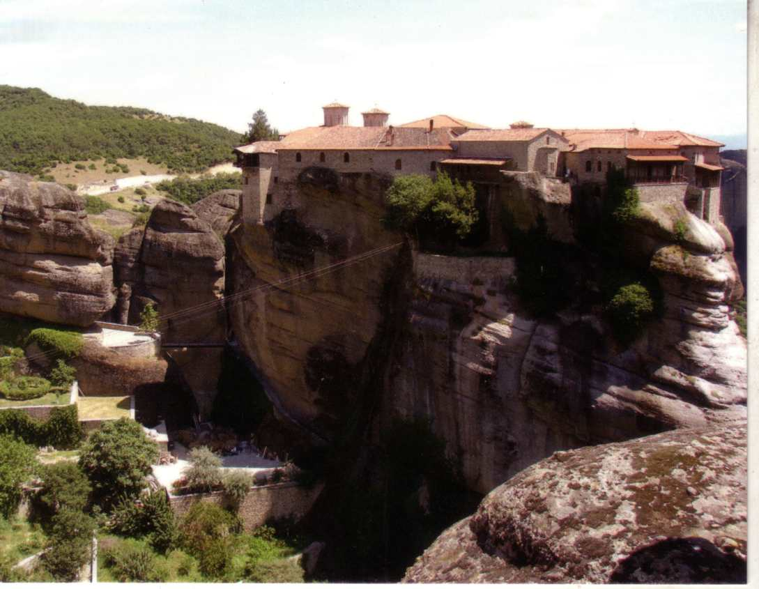 Greece UNESCO - Meteora