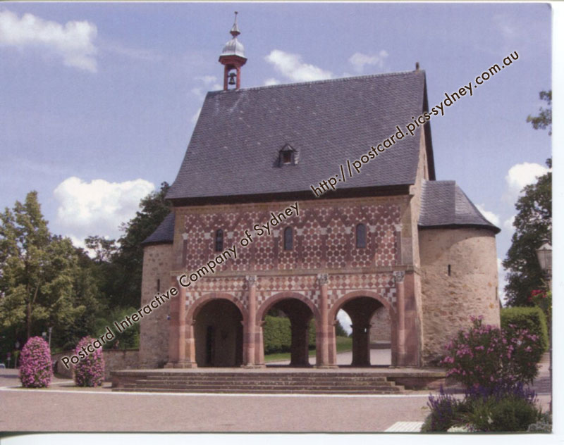 Germany UNESCO - Abbey and Altenm�nster of Lorsch