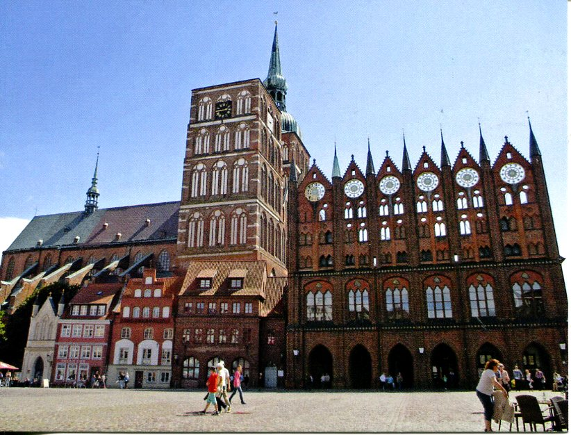 Germany UNESCO - Historic Centres of Stralsund and Wismar