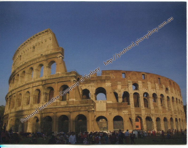 Italy UNESCO - Historic Centre of Rome