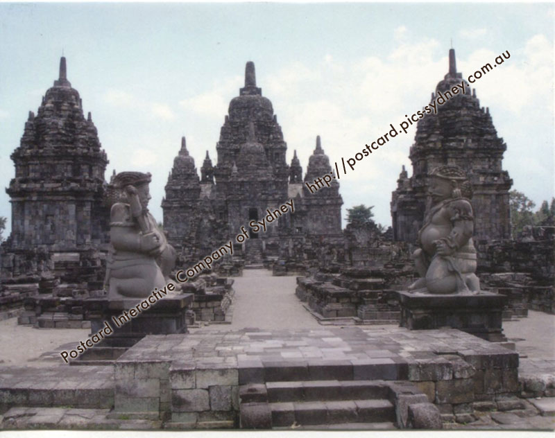 Indonesia UNESCO - Prambanan Temple Compounds
